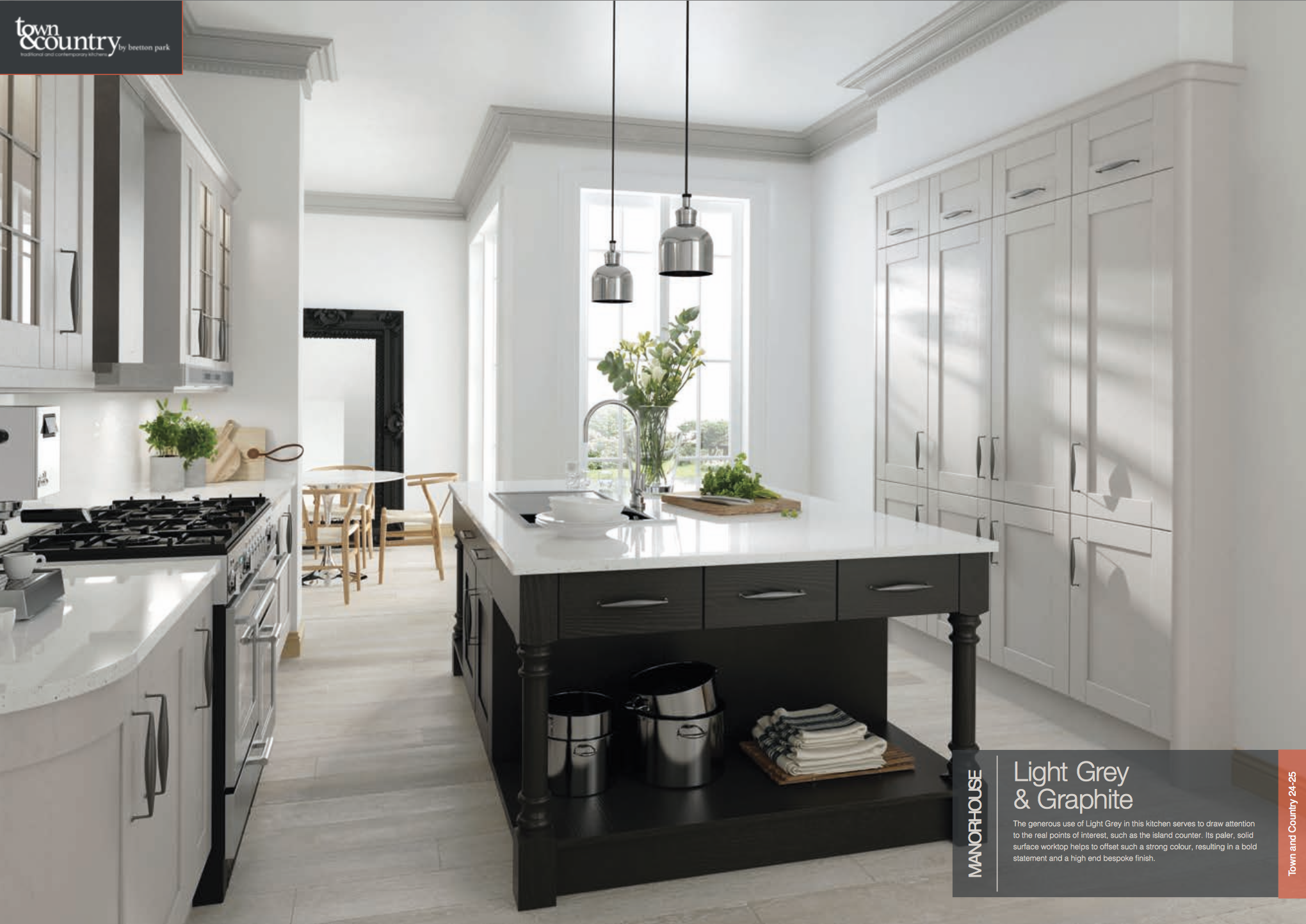 Traditional Kitchens - CLICK HERE