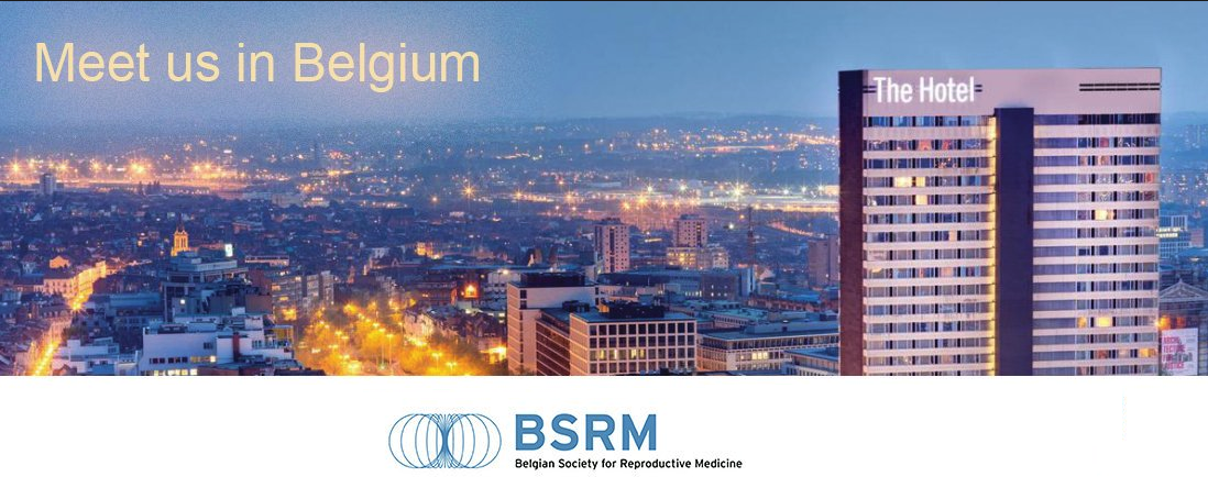 Belgian Society of Reproductive Medicine [BSRM] Conference. Illtre, Belgium from March 22, 2019 - Please stop by and say hello to the Mellowood Medical Team at the Belgian Society of Reproductive Medicine [BSRM] Conference, in Illtre, Belgium from March 22, 2019Booth 9