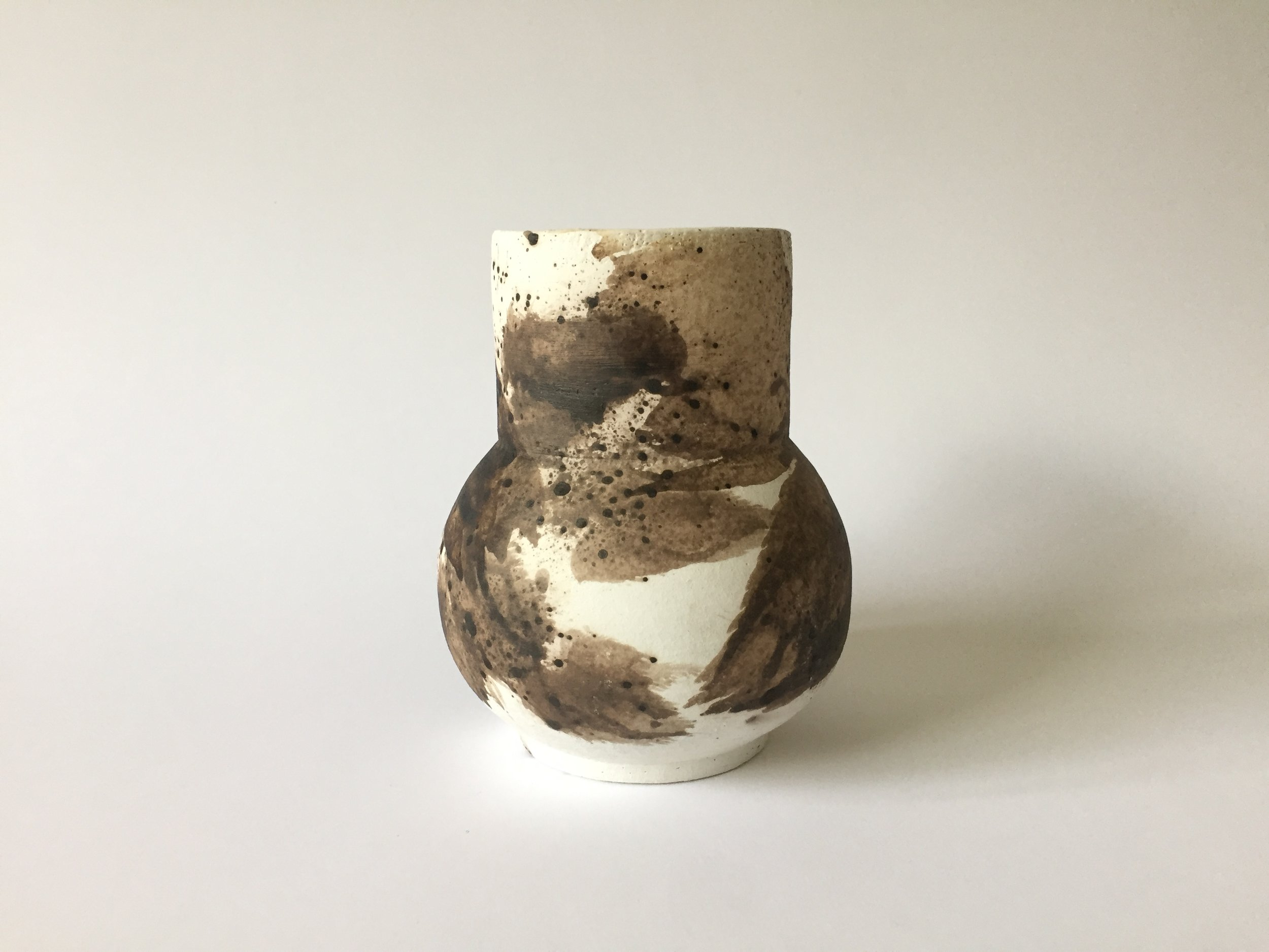 Bread Batter Vase