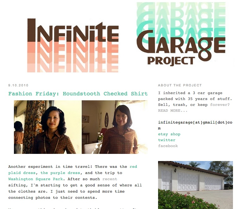 The Infinite Garage Project