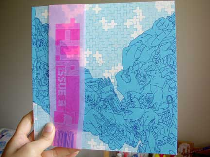 1-Up MegaZine, Issue 3, video game culture zine