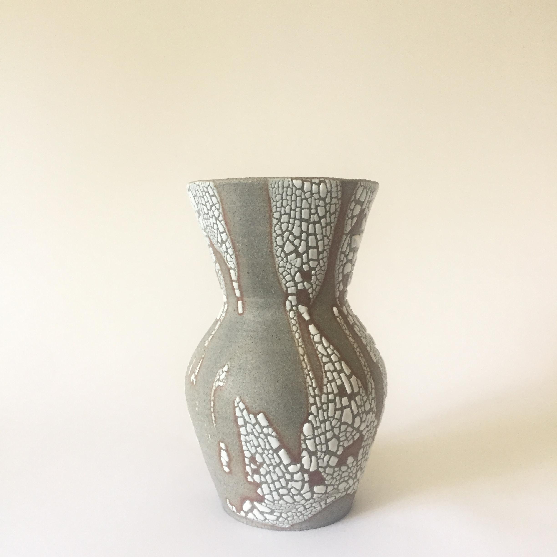 "Fjord Medium  Glaze granite stoneware. 6""H x 6""W Wholesale 78"
