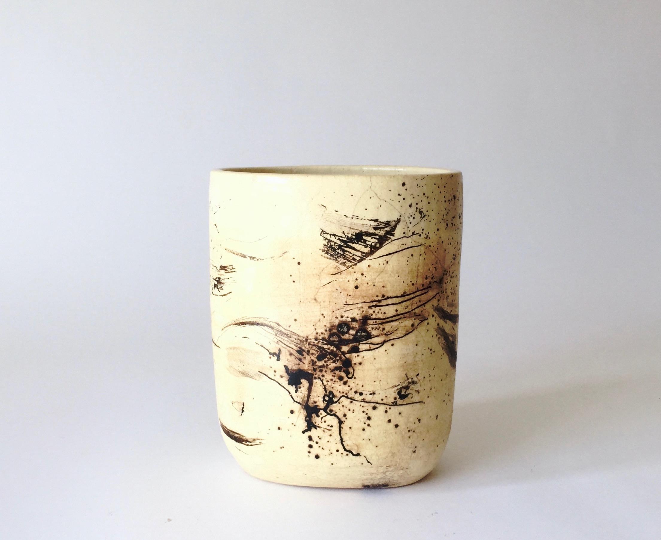 Ovoid Vase Medium