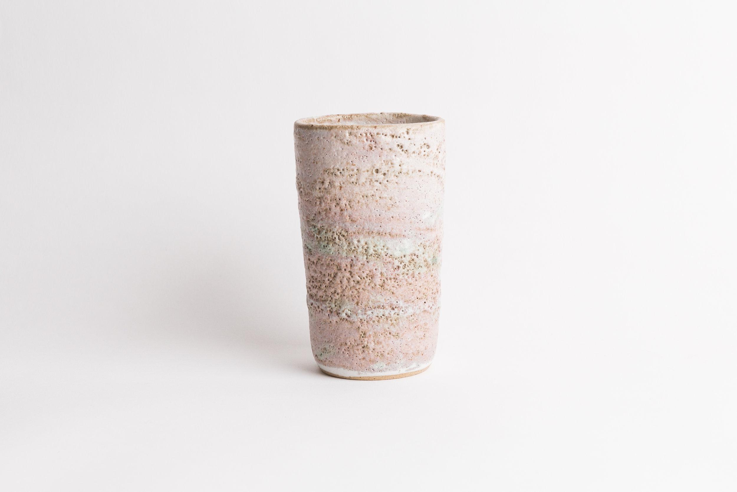 """Ovoid Vase  Medium 6""""H x 5""""W x 2""""D, Wholesale 90 Large 9""""H x 6""""W x 4""""D, Wholesale 110"""