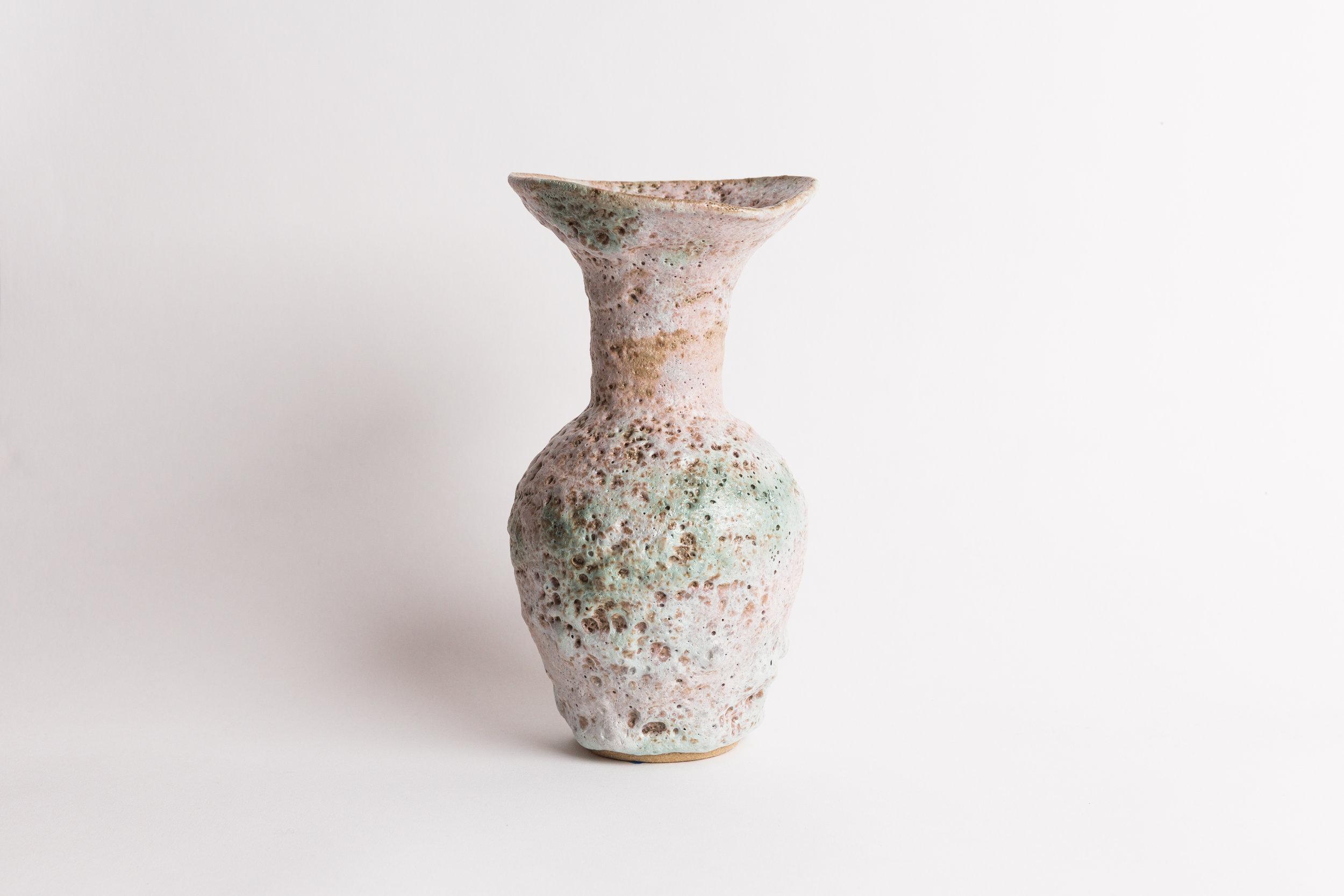 """Flared Lip Vase  9""""H x 5""""D, wholesale 165"""
