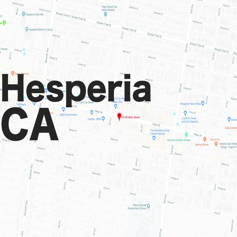 Living WordHarvestHesperia - Sr. Pastor Jimmy Alfaro16149 Main St Hesperia CA