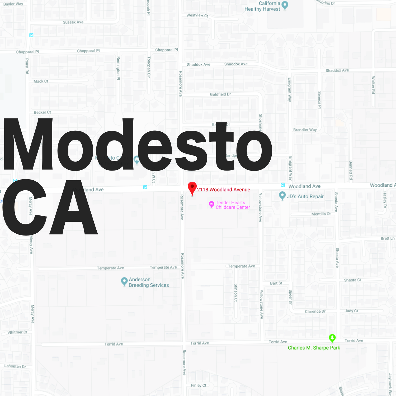 Living Word Harvest of Modesto - Sr. Pastor Samuel Fonseca2118 Woodland Ave Modesto, California 95358