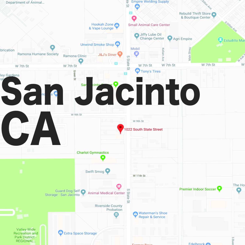 Living WordSan Jacinto - Sr. Pastor Bernie & Martha Navarro1022 S. State st. San Jacinto Ca 92583