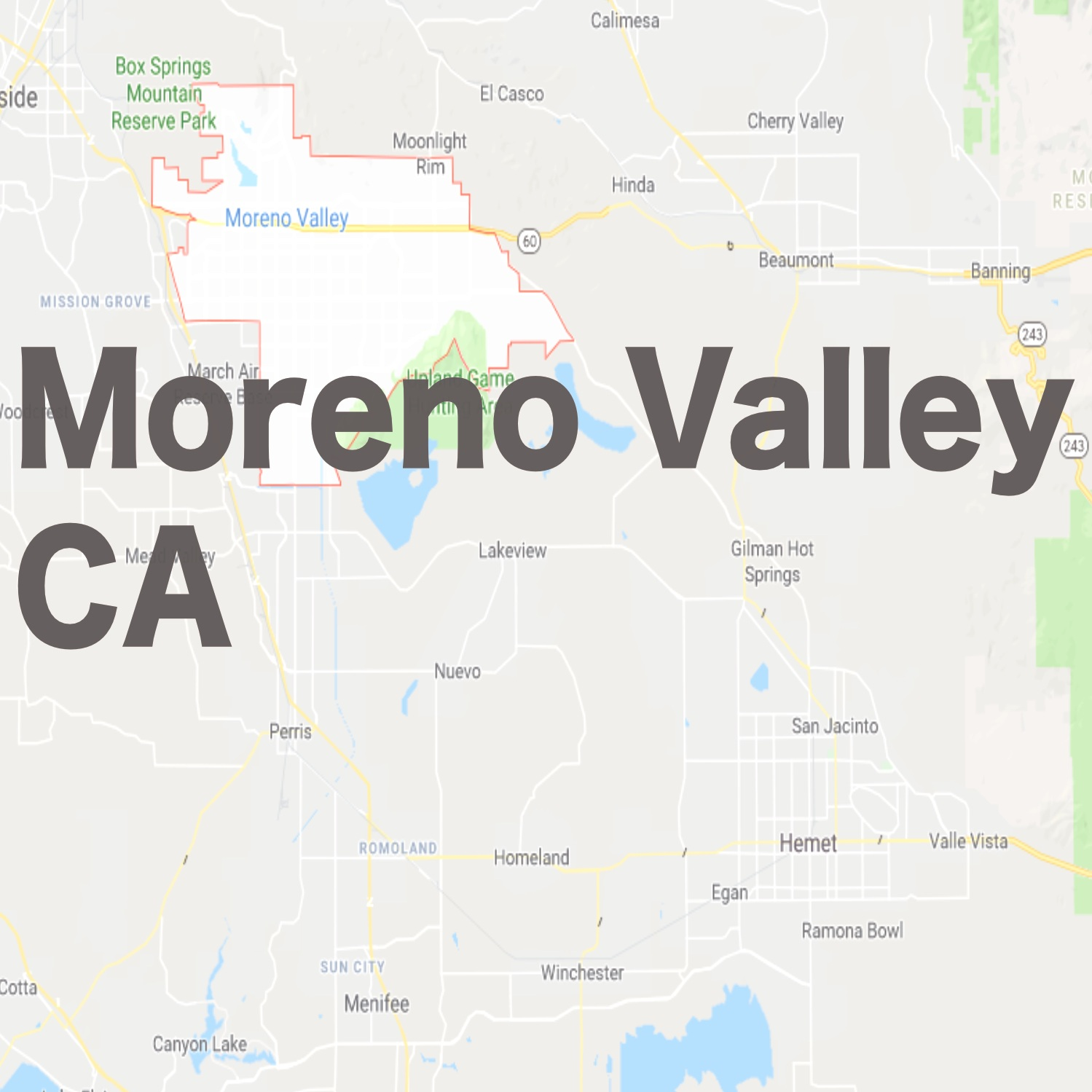 Living Word Moreno Valley - Sr. Pastors Lew & Jen Argetsinger