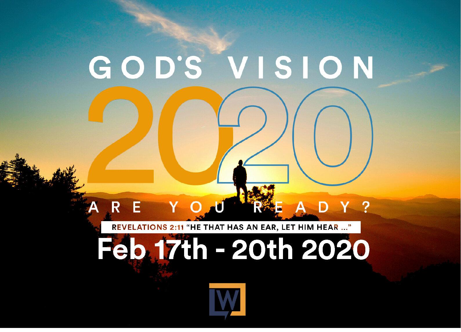 Living Word Christmas Show 2020 Gods Vision 2020 — Living Word Christian Center