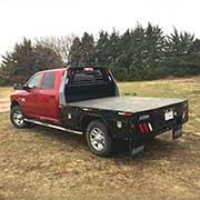 8000 Series Besler Flatbed