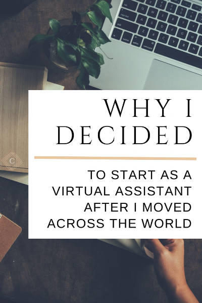 Pinterest Why I Started VA