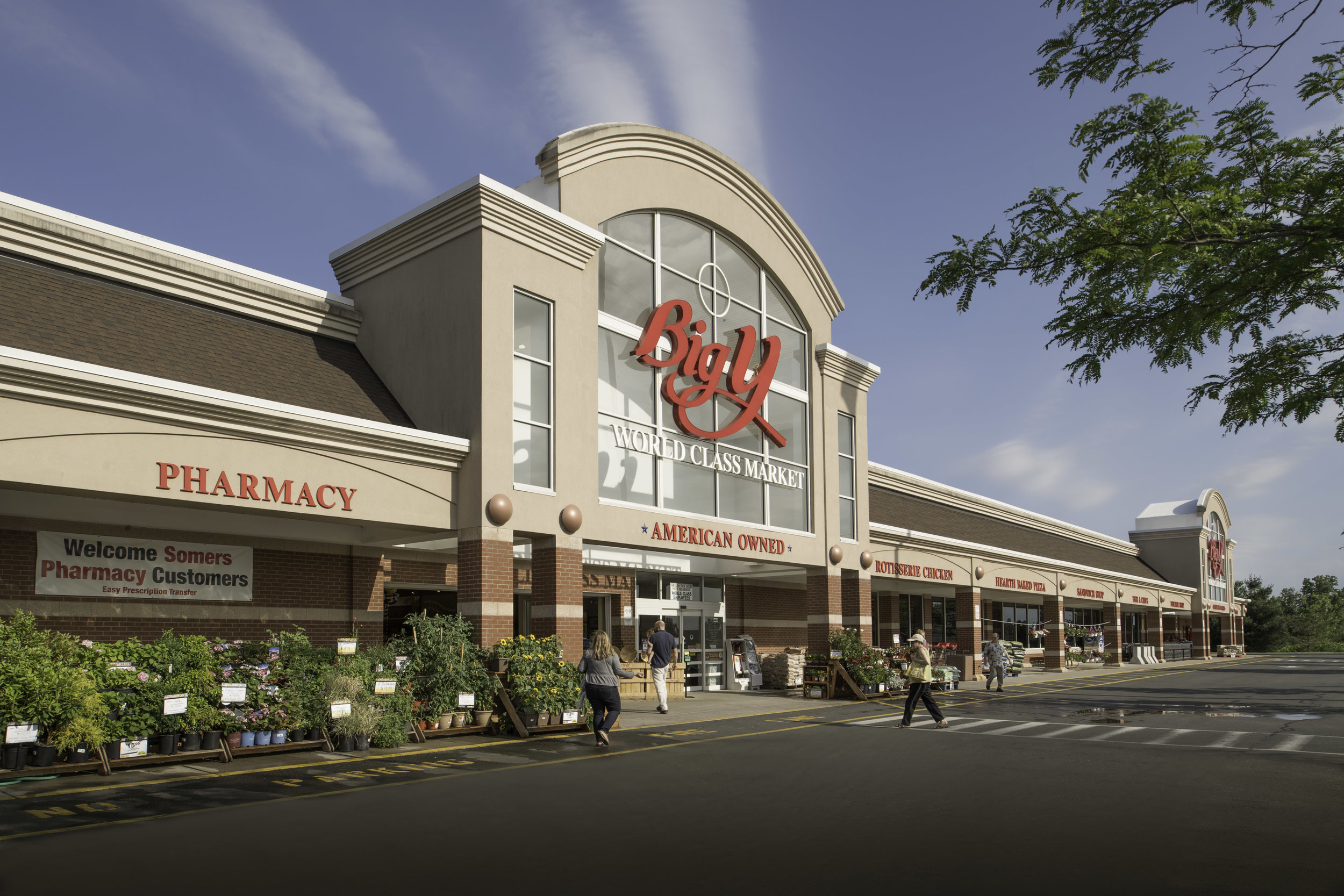 Big Y at Valley Farms - The Big Y World Class Market at Valley Farms generated demand for additional retail and services. Now, Ellington's expanding...