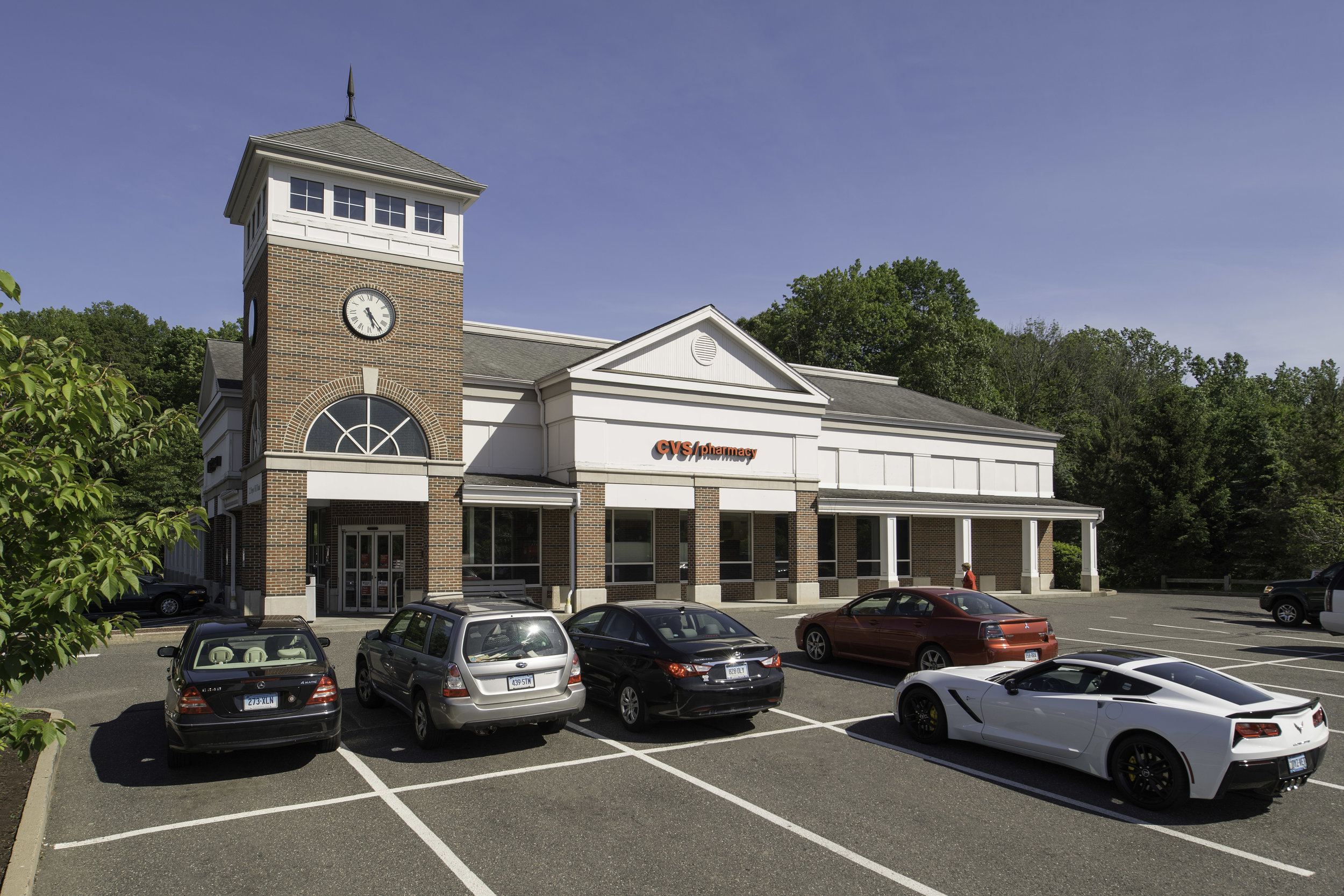 CVS - Southbury - CVS contacted Cornerstone looking for a location in Southbury, Connecticut. Southbury is an upscale community that services...