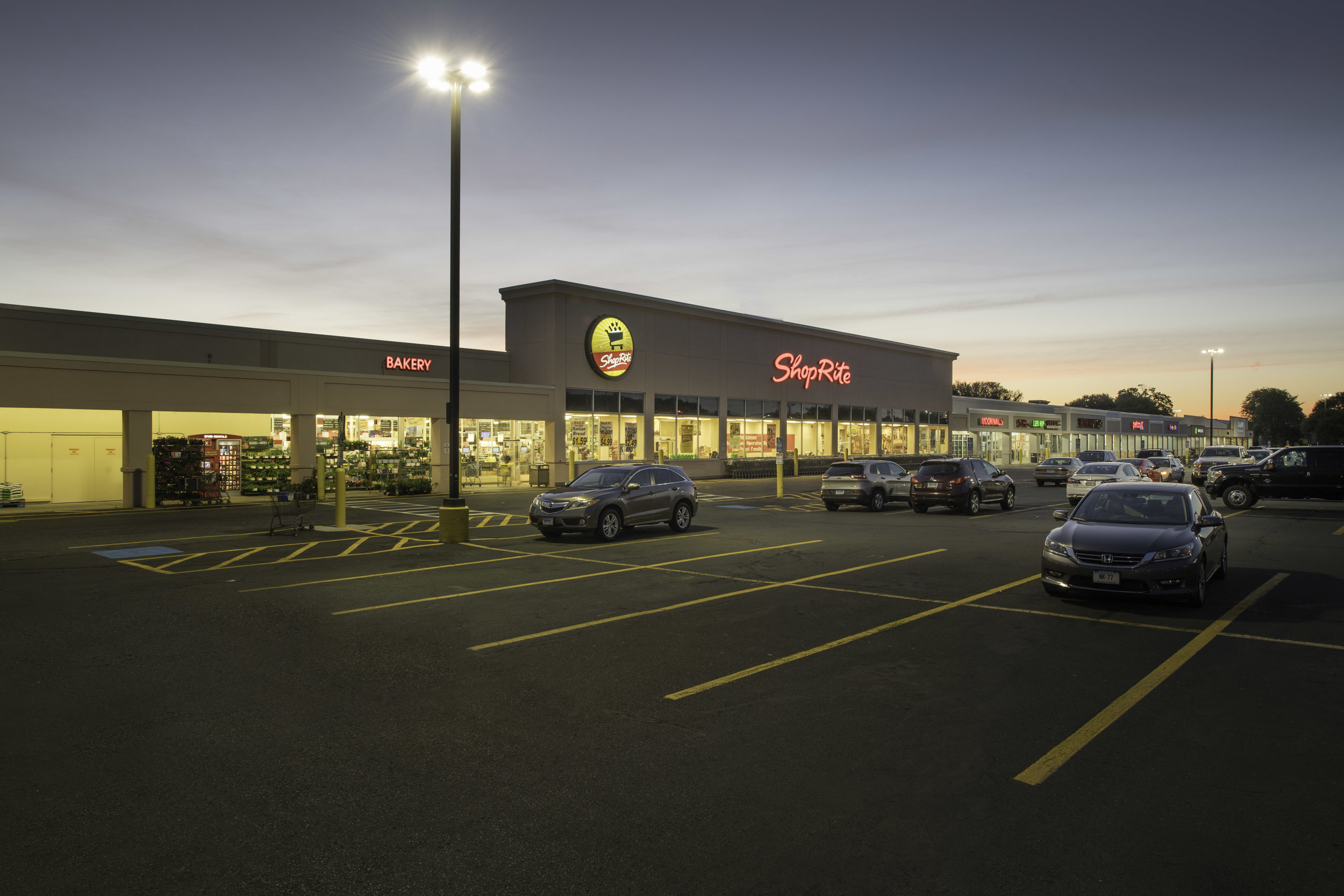 Shop Rite Plaza - Southington, CT