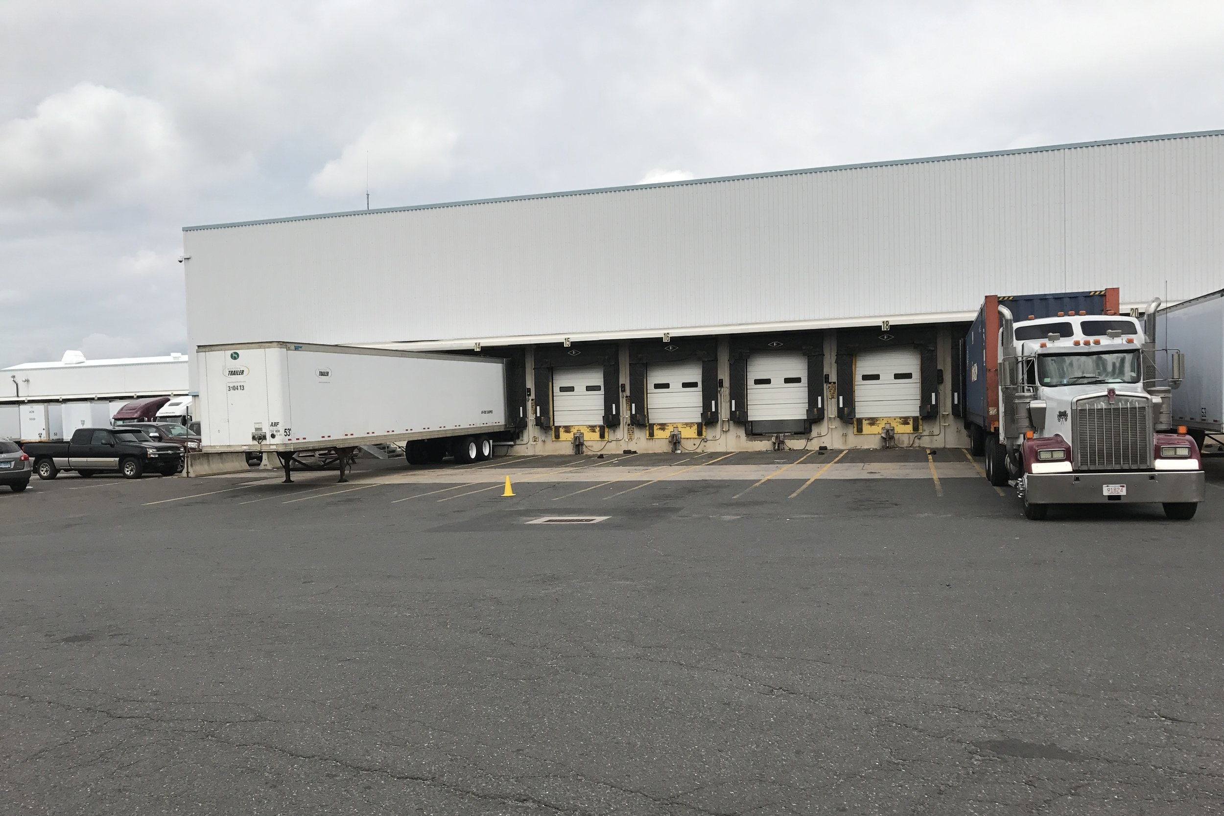 Chirnside - This 280,000 square foot industrial building encompasses 9.9 acres of land and is located just off Route 75 in Windsor Locks, CT...