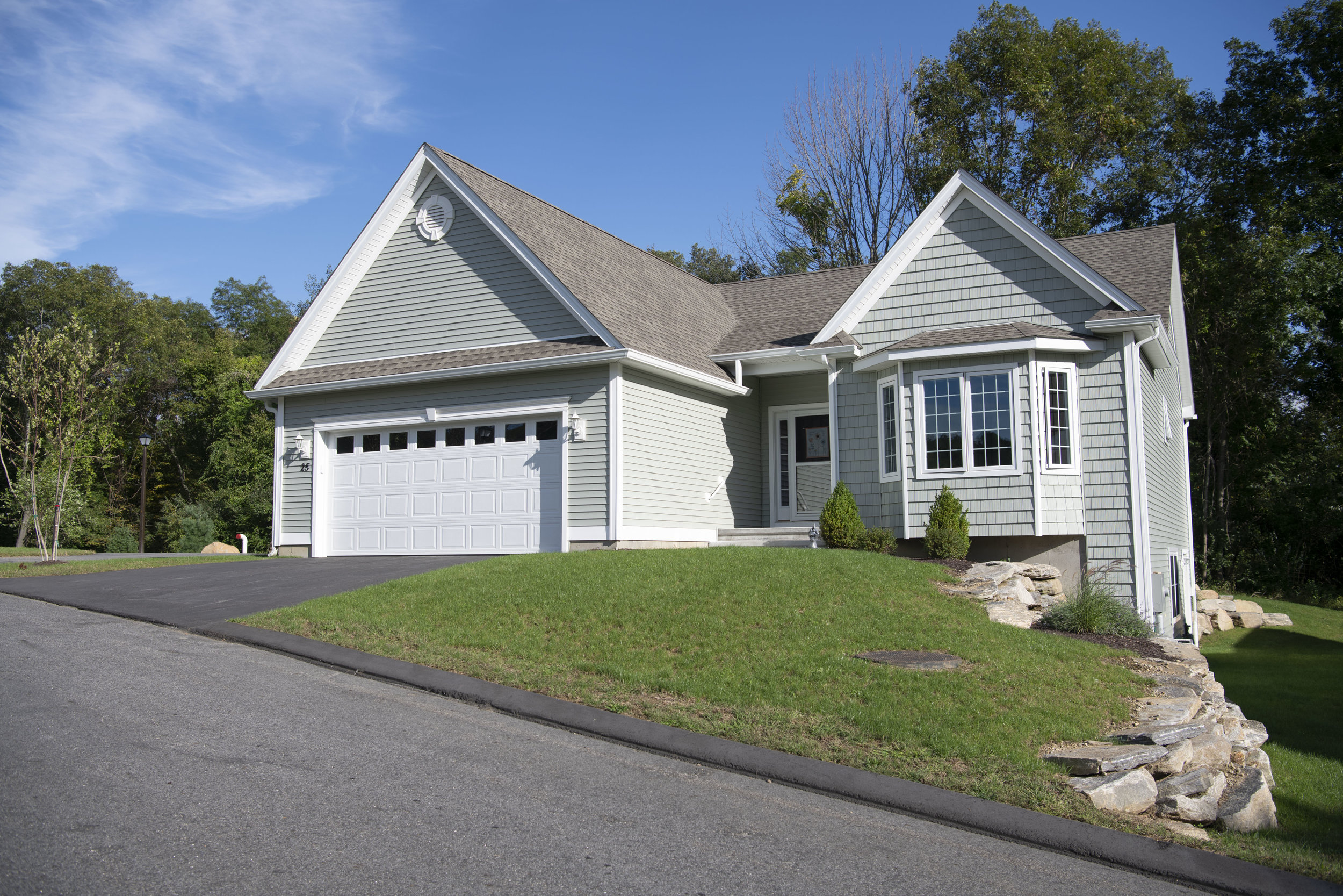 Bidwell Village - Bidwell Village is a 55+ community of freestanding homes located in the beautiful New England town of Coventry, CT just minutes...