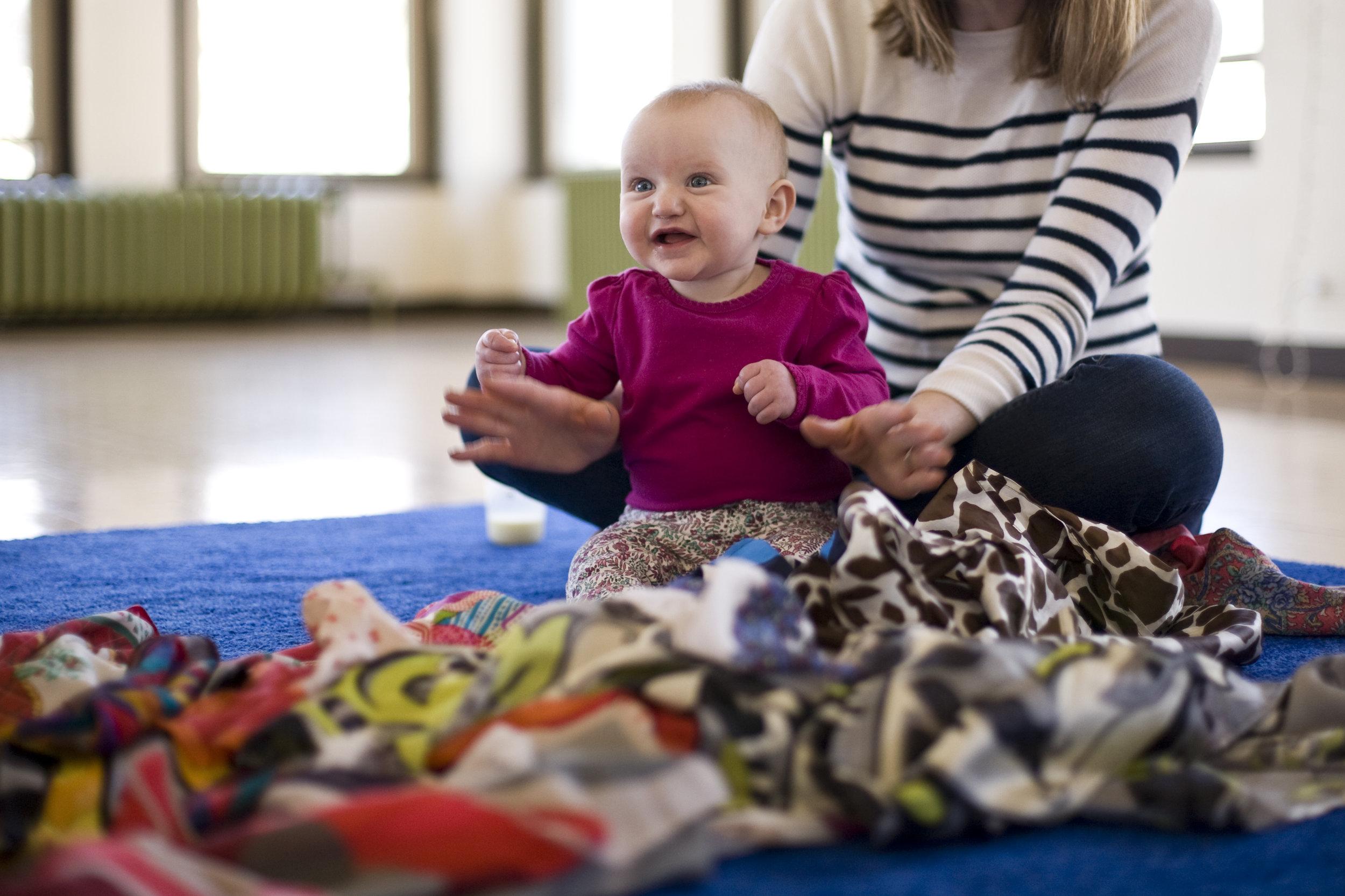 Music Play: Babies Class (0-12 months)