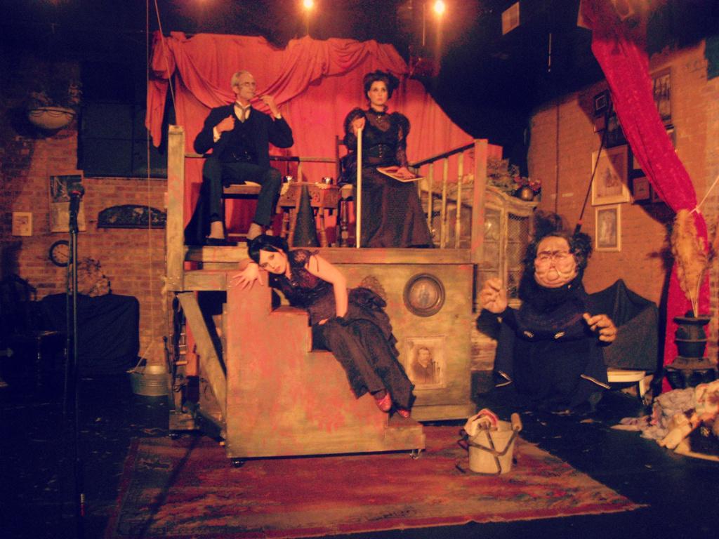 Axe Lizzie at Prop Theatre