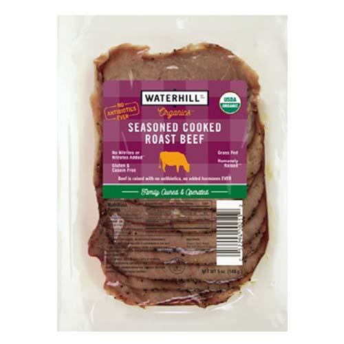 Organics Seasoned Cooked Roast Beef Waterhill 105 oz 45634.jpg