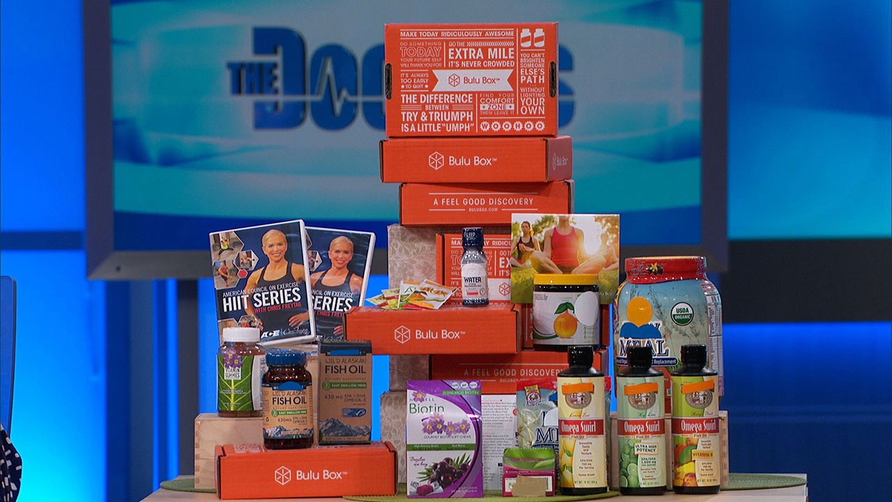In 2014, Bulu Box was featured on The Doctors.