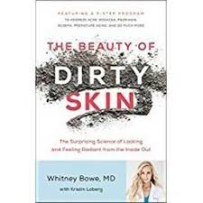 Over the past few years I have been working on writing a book including my experience with clearing my acne and helping others through understanding the science of the skin and the mind-body connection. Apparently, I no longer have to, Dr. Whitney Bowe, has included so much of what I wanted to share. She does it so well! It's informative, thorough, easy to read and understand and includes so much research! I am not sure about some of her at-home-skin care routines because I have not tried them on myself or others but the information is intriguing!