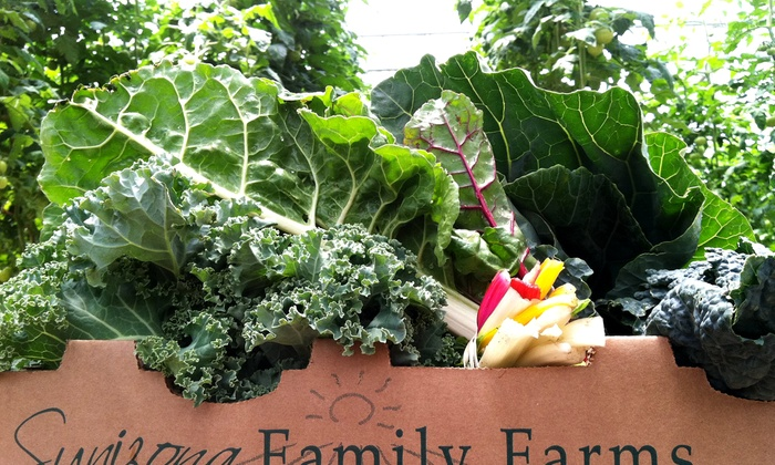 Sunizona Farms is one of many Arizona farms that NAU Dining Services sources its local produce.