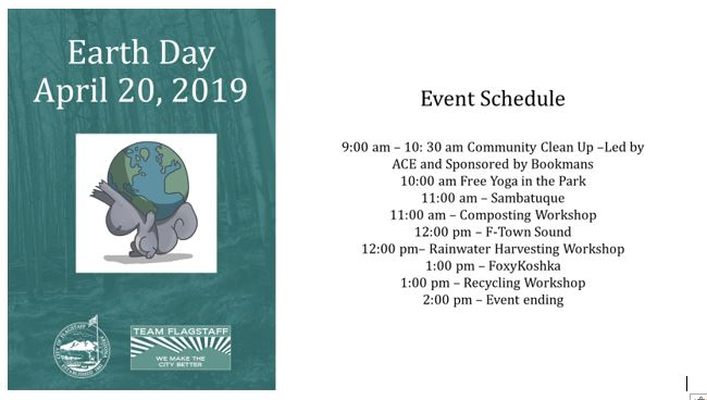 Earth Day Event schedule.JPG
