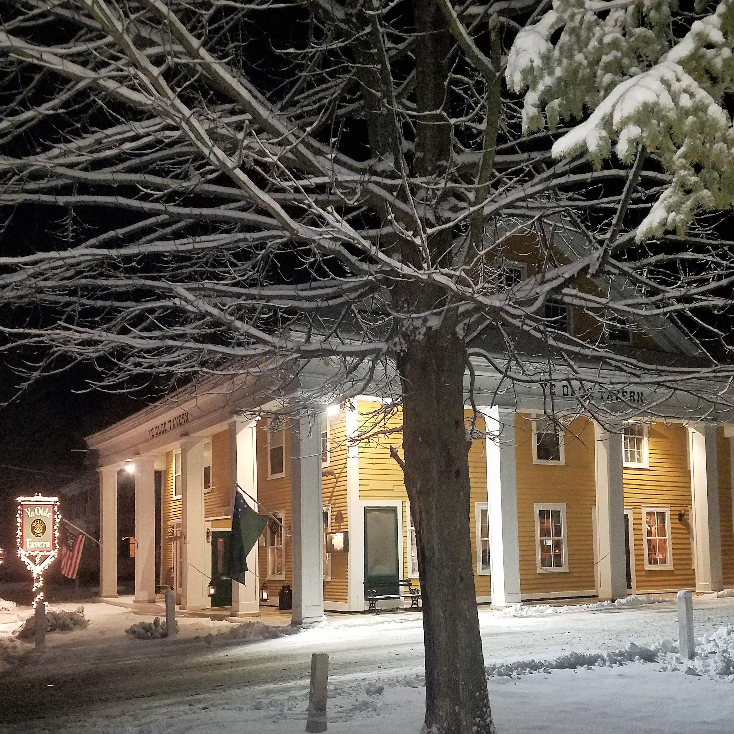 Xmas fresh snow with tree north.jpg