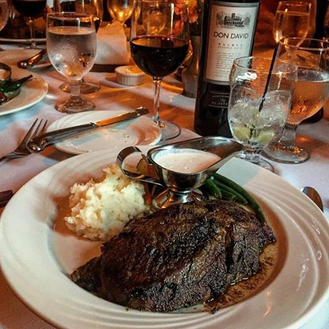Prime Rib End cut with a bottle of  Don David Malbec, photo by Josh Williams 2016.jpg