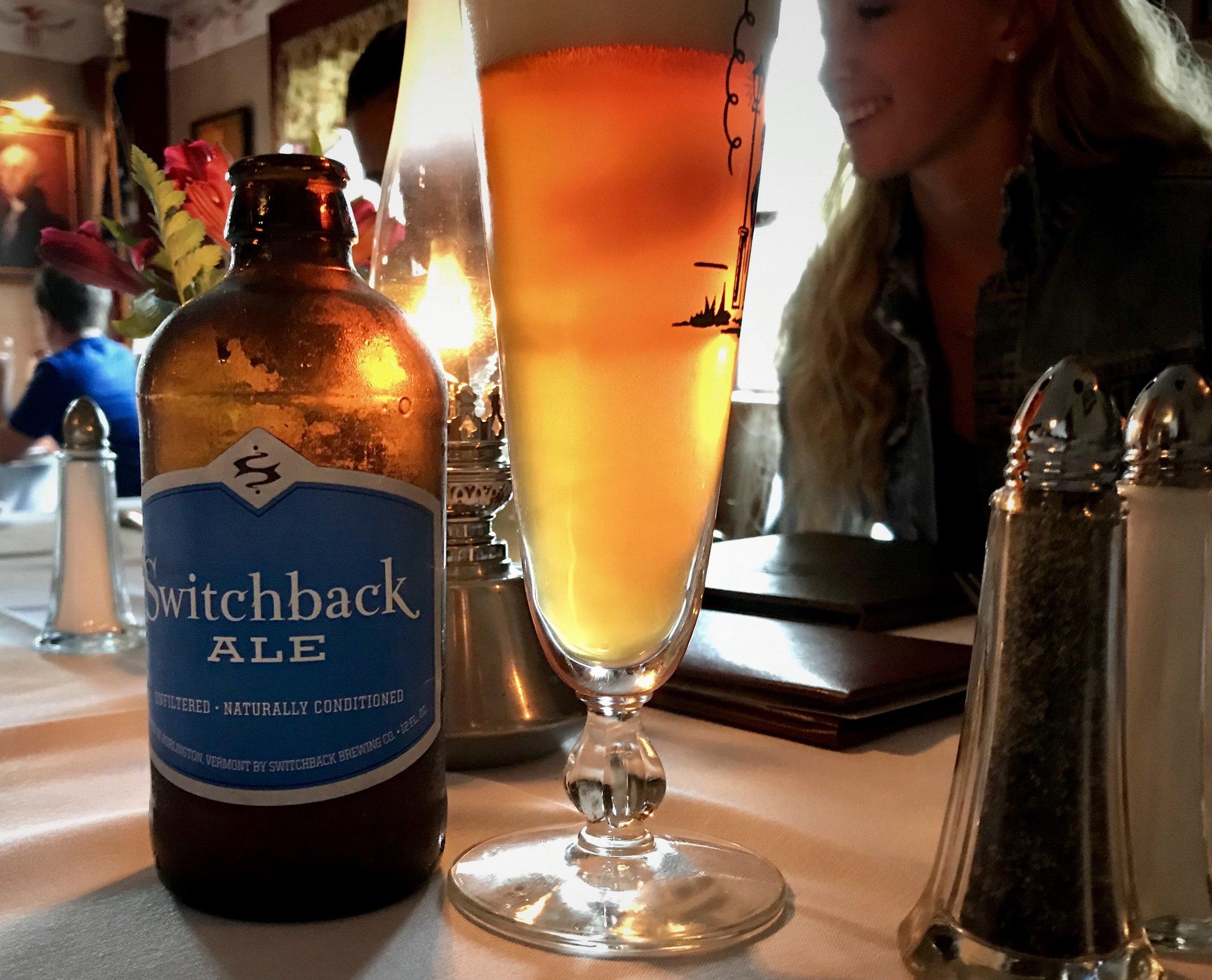 Switchback on table with pilsner taken by Dan Bibbens Table 34 July 2018.jpeg