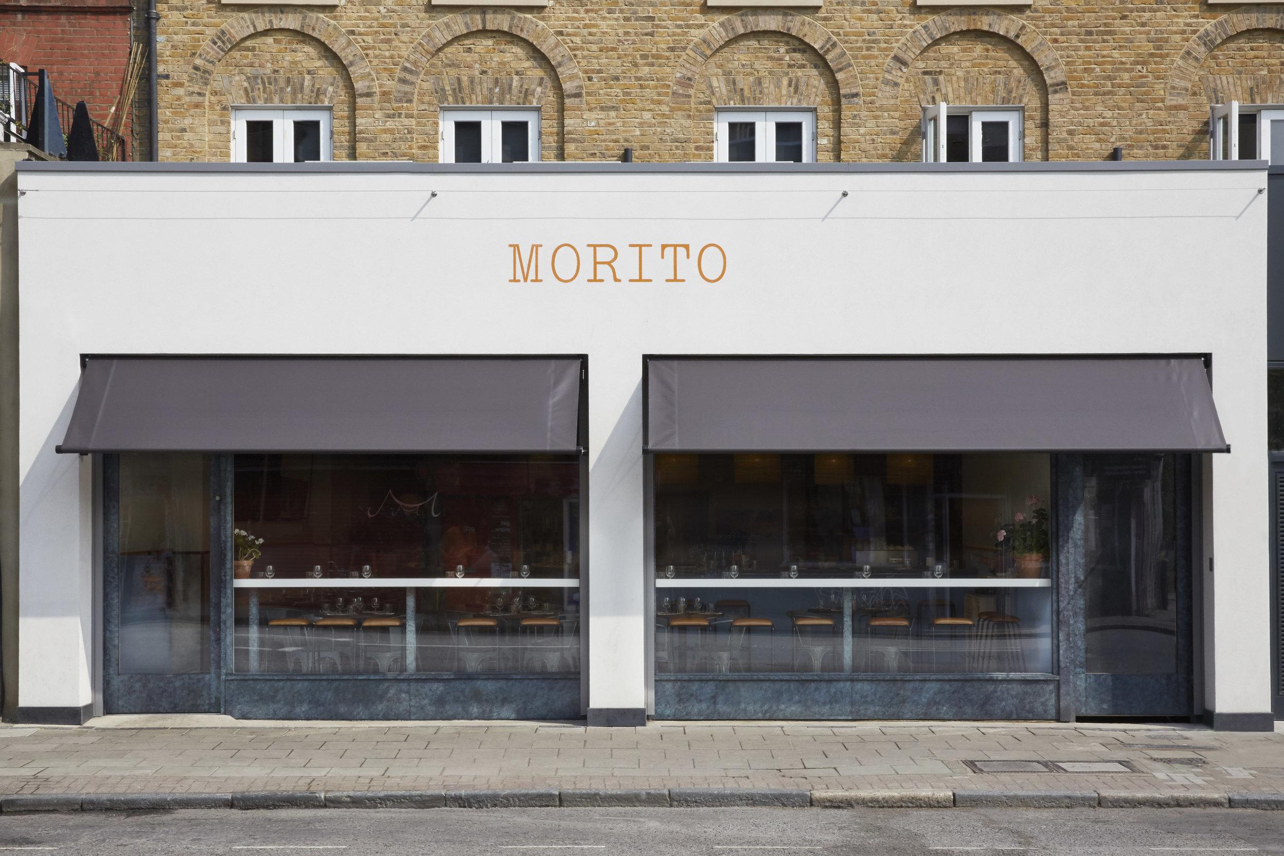 Go-to restaurant? - Morito Hackney Road