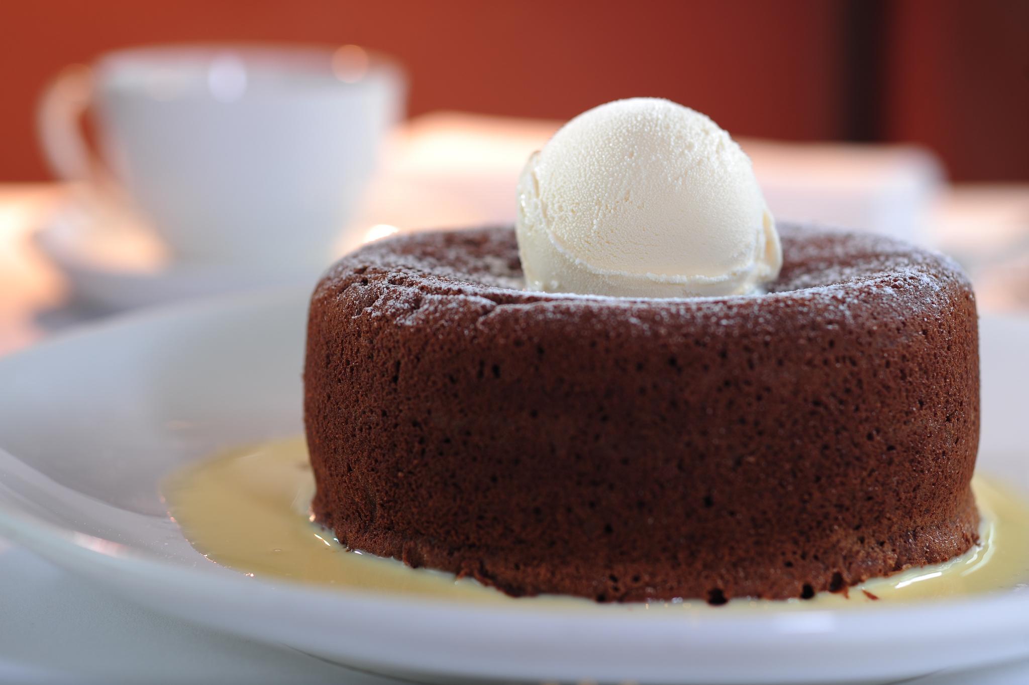 Signature dish? - Chocolate fondant