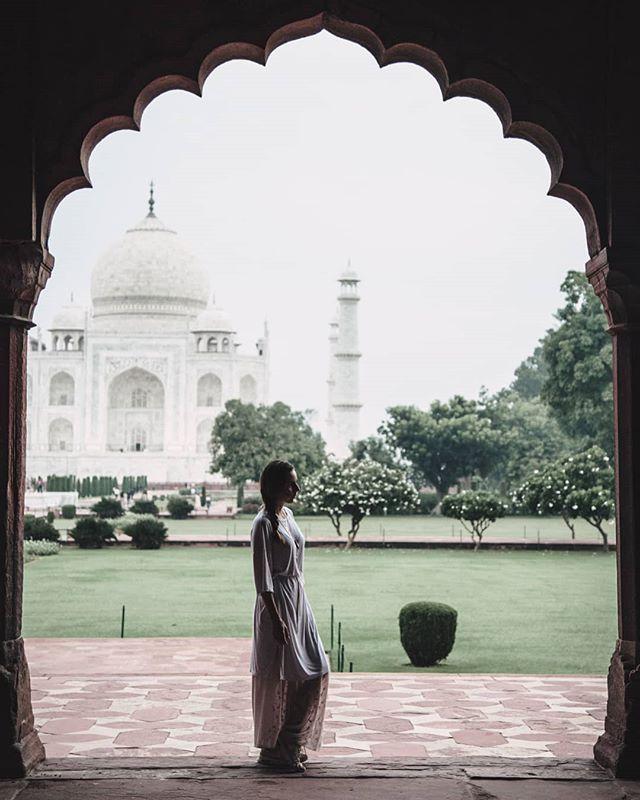 Mientras a más personas estén incluidas en tus deseos más fuerte es la fuerza de la naturaleza que te acompaña. . . . . #india