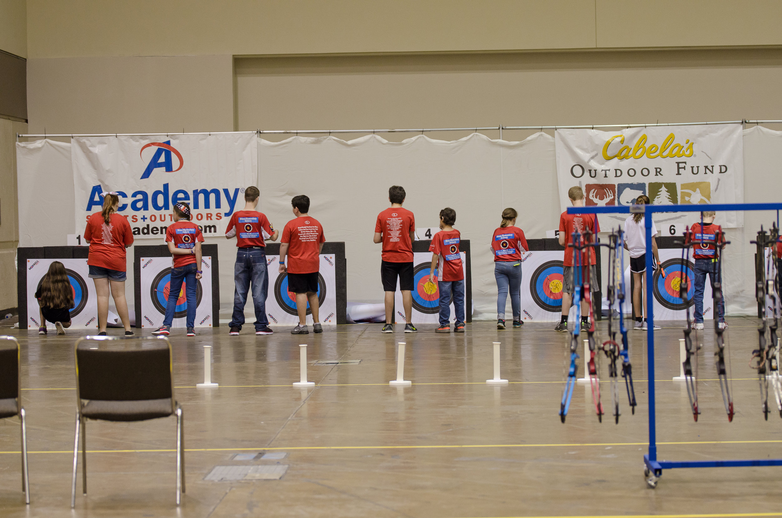Dixon Elementary Archery Mobile Alabama