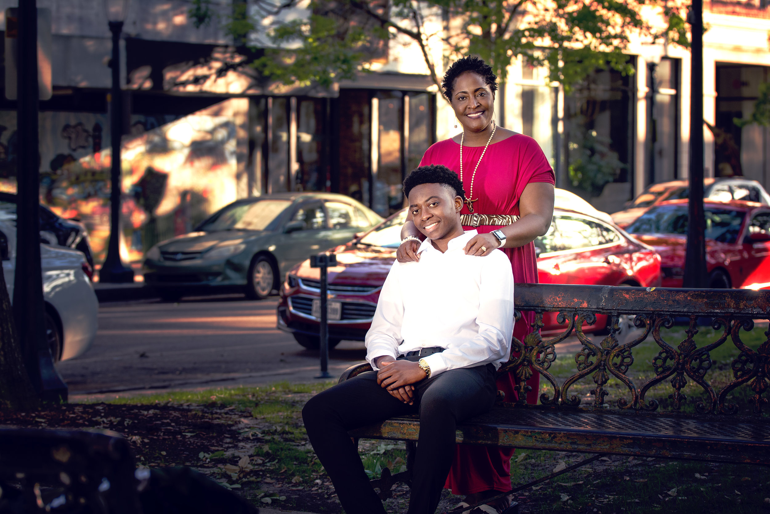 senior portraits mobile alabama