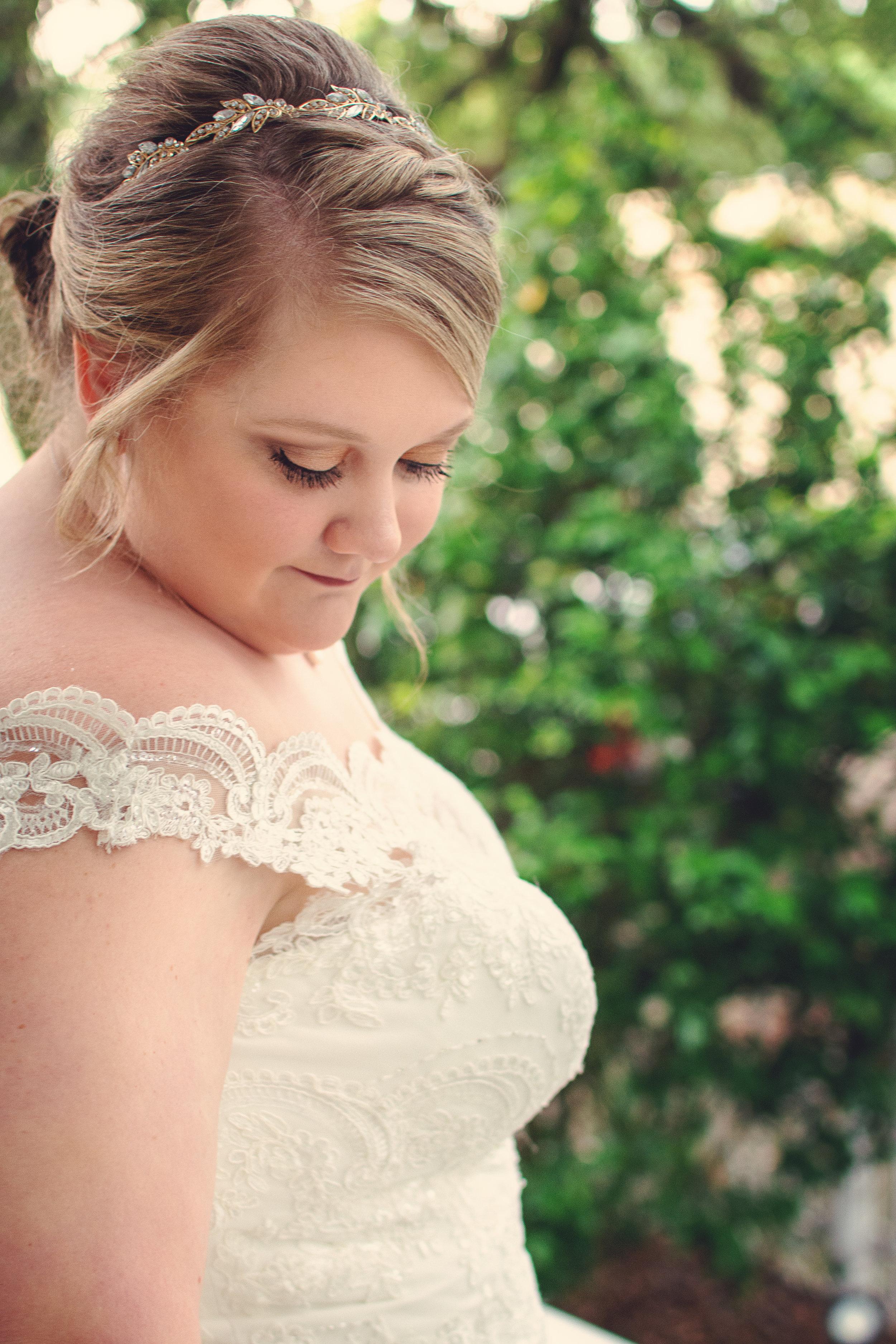 wedding bridal photography mobile alabama
