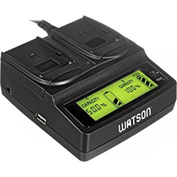 Watson Duo Charger for Digital Cameras and Camcorder Batteries.jpg