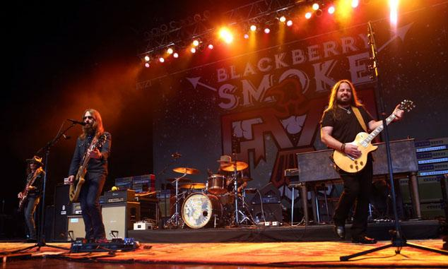 Blackberry Smoke | 2016 Laid Back Atlanta
