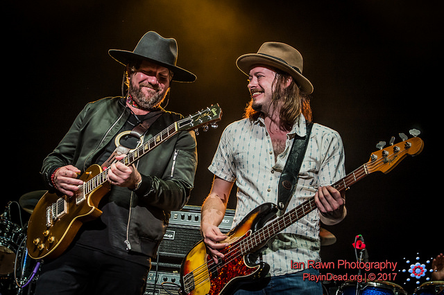 Devon Allman with The Gregg Allman Band | 2017 Laid Back Atlanta