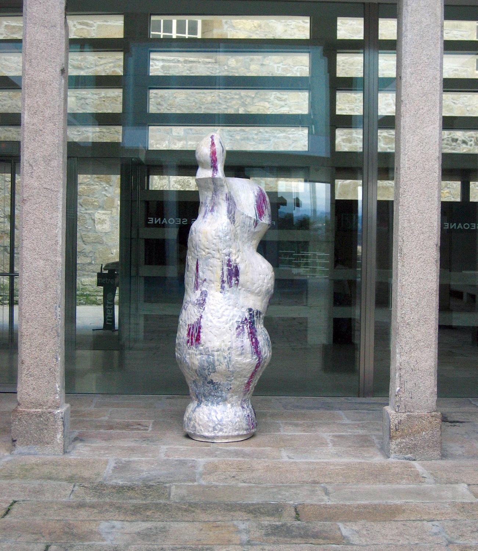Dust1, Fundación Luis Seoane, A Coruña 2005 exhibitions
