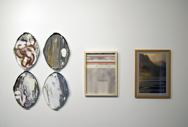 Xavier Toubes. Nubes. Elmhurst Art Museum (Chicago) 2008
