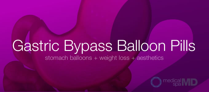 Gastric Bypass Balloon Pills + Aesthetic Weight Loss