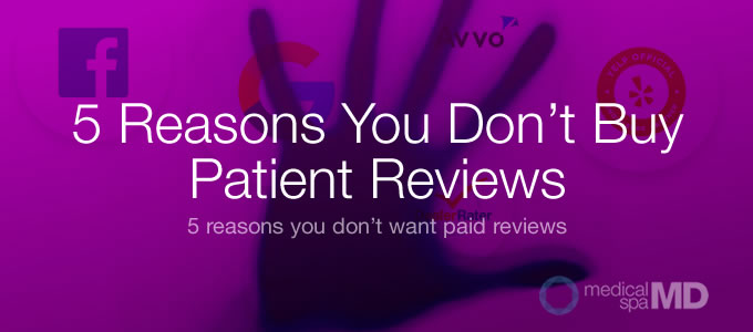 Patient Reviews for Cosmetic Medical Practices