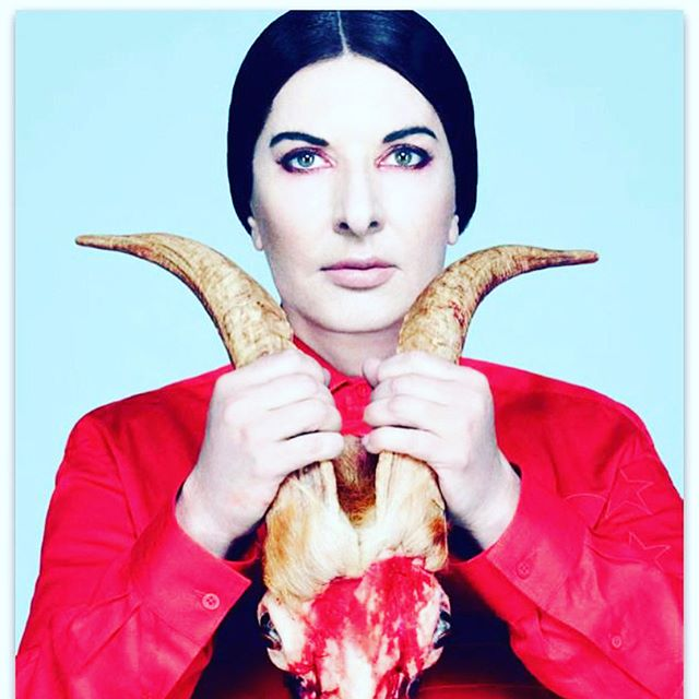 "Marina Abramovic (70 years old) Held an ""Occult Spirit Cooking"" dinner with Hillary Clinton and her convicted pedophile friend John Podesta. She is just an artist though, nothing to see here folks move along please! #spirit #cooking #art"