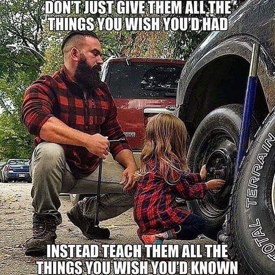 What's the best advice your father gave you?  #fathersday #dads #brave #bold #mentor #rolemodel #support #teacher #coach #inspiration #socks #gifts #accessories #fashion #menfashion #beard #designer #suits #father #rebel #motivation #kids #babies