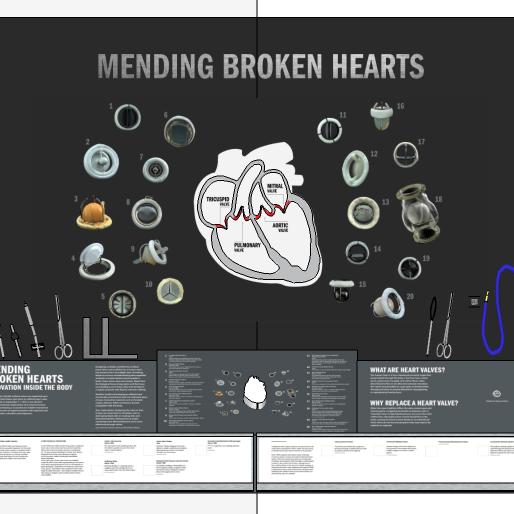 Mending Broken Hearts/Everyone Plays! (Exhibit/Design)