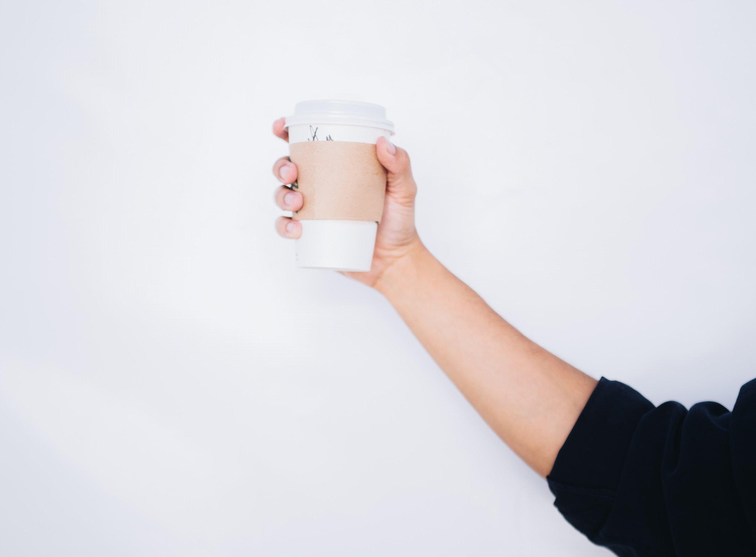 Let's grab some virtual coffee. -
