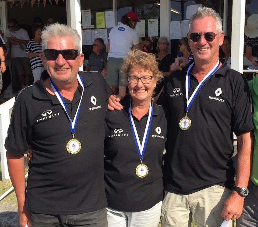 Top NZ Senior team