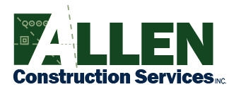 Allen Construction Services logo